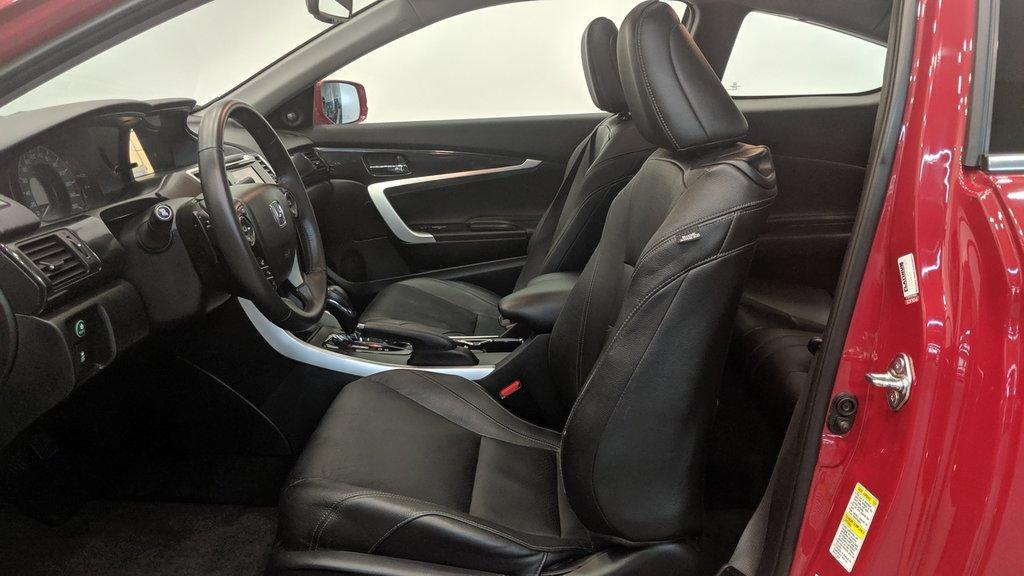 2015 Honda Accord Cpe EX-L V6 Navi at in Regina, Saskatchewan - 9 - w1024h768px