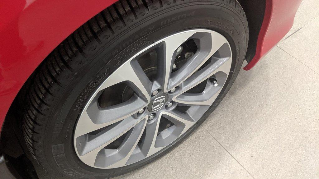 2015 Honda Accord Cpe EX-L V6 Navi at in Regina, Saskatchewan - 14 - w1024h768px