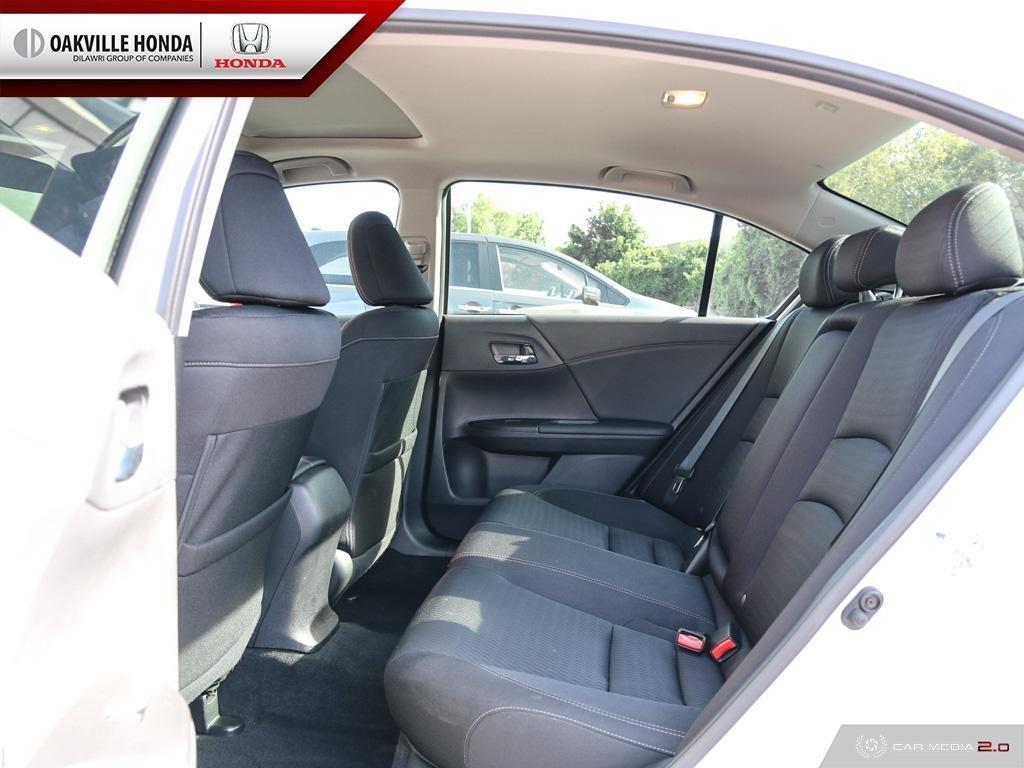 2015 Honda Accord Sedan L4 Sport CVT in Oakville, Ontario - 24 - w1024h768px