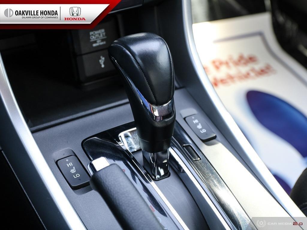 2015 Honda Accord Sedan L4 Sport CVT in Oakville, Ontario - 19 - w1024h768px