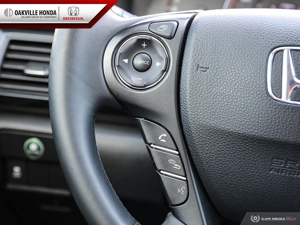 2015 Honda Accord Sedan L4 Sport CVT in Oakville, Ontario - 18 - w1024h768px