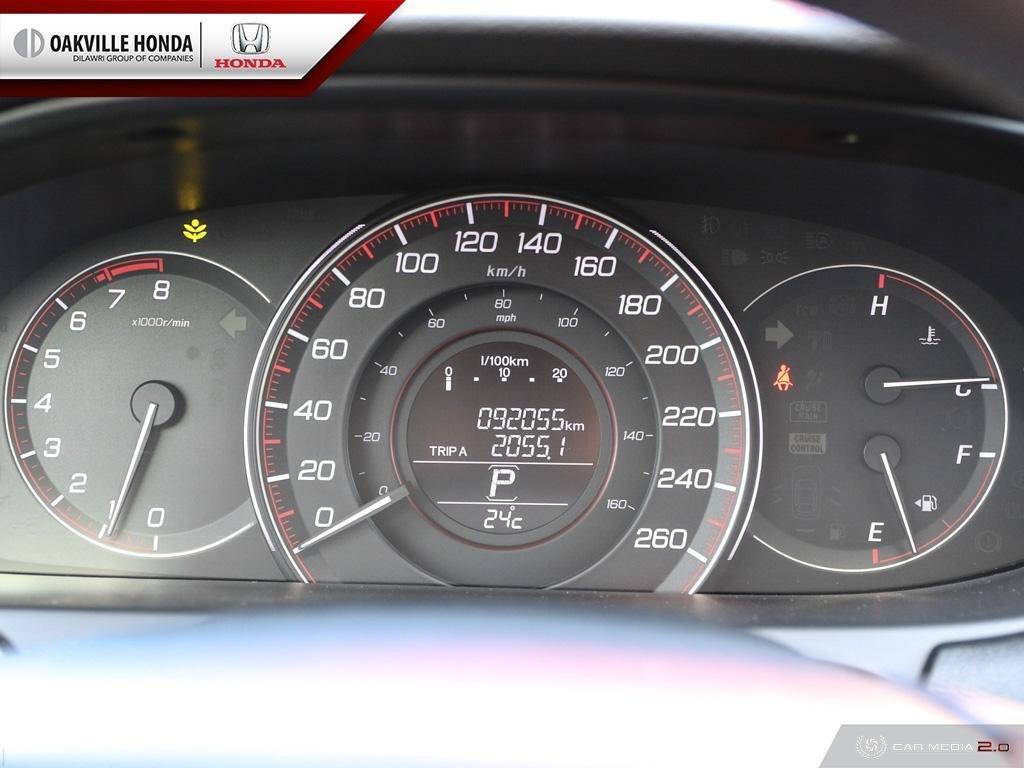 2015 Honda Accord Sedan L4 Sport CVT in Oakville, Ontario - 15 - w1024h768px