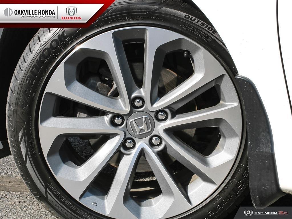 2015 Honda Accord Sedan L4 Sport CVT in Oakville, Ontario - 6 - w1024h768px