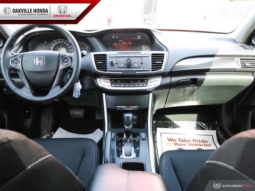2015 Honda Accord Sedan L4 Sport CVT in Oakville, Ontario - 25 - w1024h768px