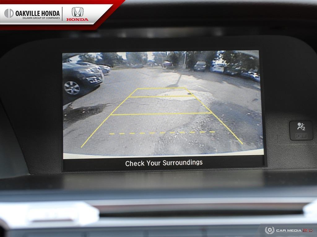 2015 Honda Accord Sedan L4 Sport CVT in Oakville, Ontario - 27 - w1024h768px