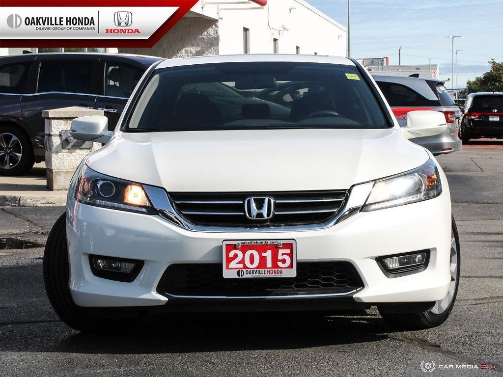 2015 Honda Accord Sedan L4 Sport CVT in Oakville, Ontario - 2 - w1024h768px