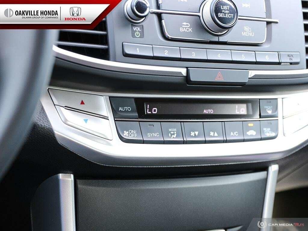 2015 Honda Accord Sedan L4 Sport CVT in Oakville, Ontario - 20 - w1024h768px