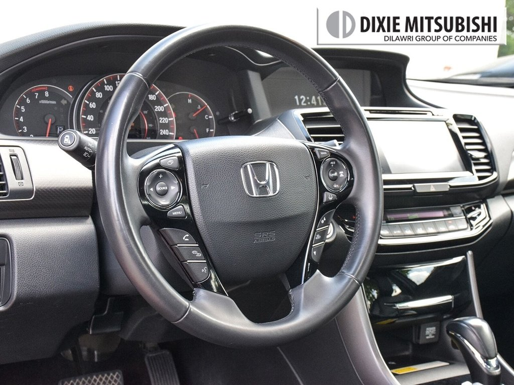 2016 Honda Accord Coupe V6 Touring 6AT in Mississauga, Ontario - 12 - w1024h768px