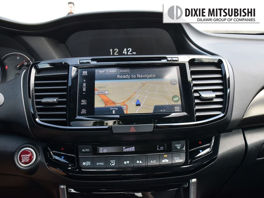 2016 Honda Accord Coupe V6 Touring 6AT in Mississauga, Ontario - 17 - w1024h768px