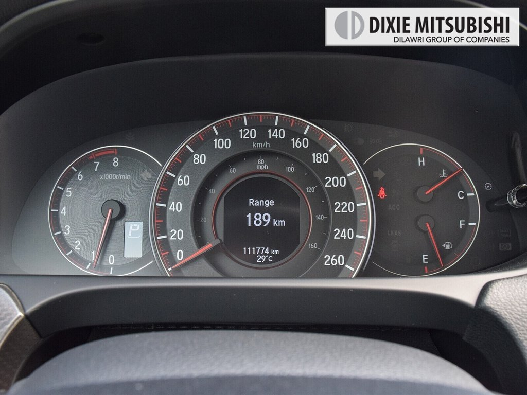 2016 Honda Accord Coupe V6 Touring 6AT in Mississauga, Ontario - 15 - w1024h768px
