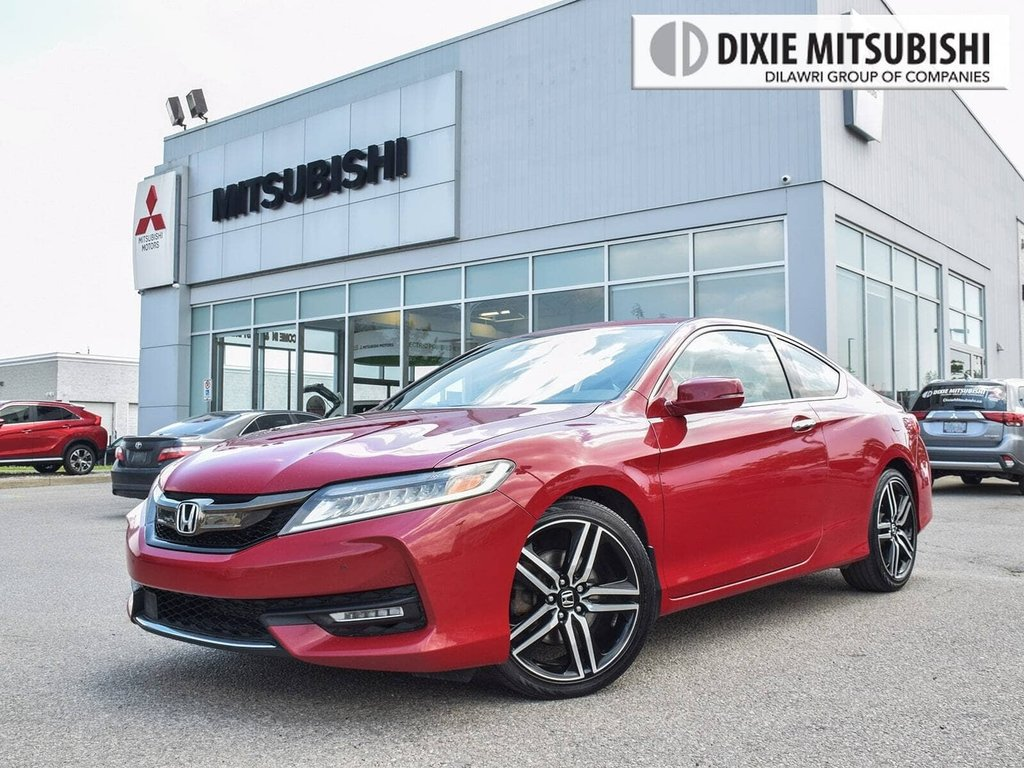 2016 Honda Accord Coupe V6 Touring 6AT in Mississauga, Ontario - 1 - w1024h768px