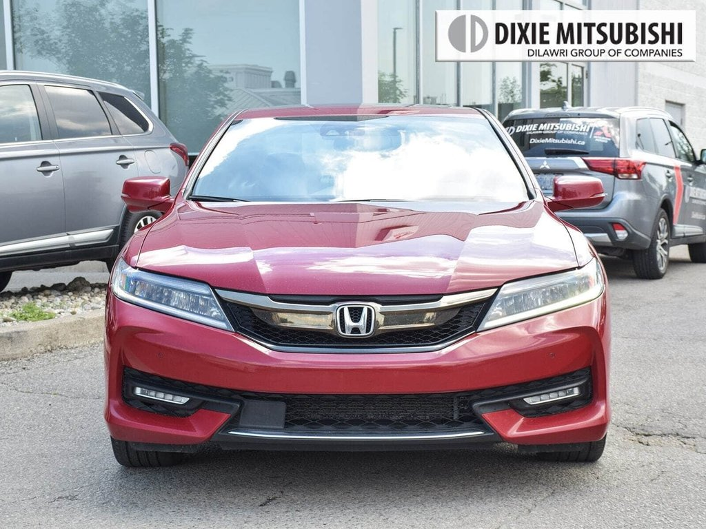2016 Honda Accord Coupe V6 Touring 6AT in Mississauga, Ontario - 2 - w1024h768px