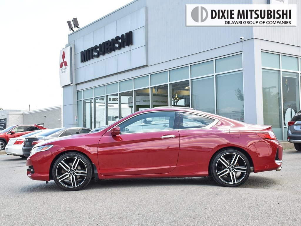 2016 Honda Accord Coupe V6 Touring 6AT in Mississauga, Ontario - 3 - w1024h768px
