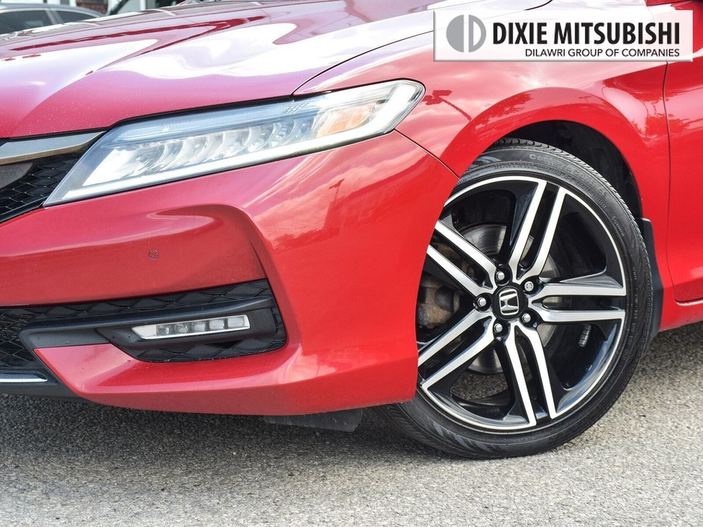 2016 Honda Accord Coupe V6 Touring 6AT in Mississauga, Ontario - 6 - w1024h768px