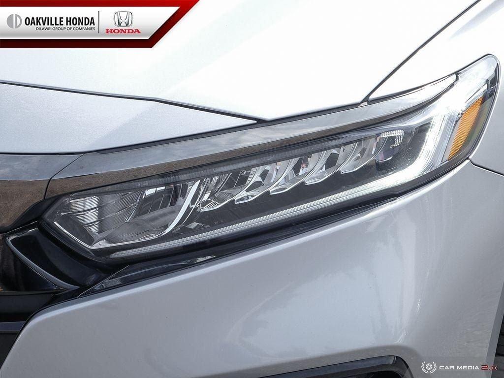 2018 Honda Accord Sedan 1.5T Sport-HS CVT in Oakville, Ontario - 10 - w1024h768px