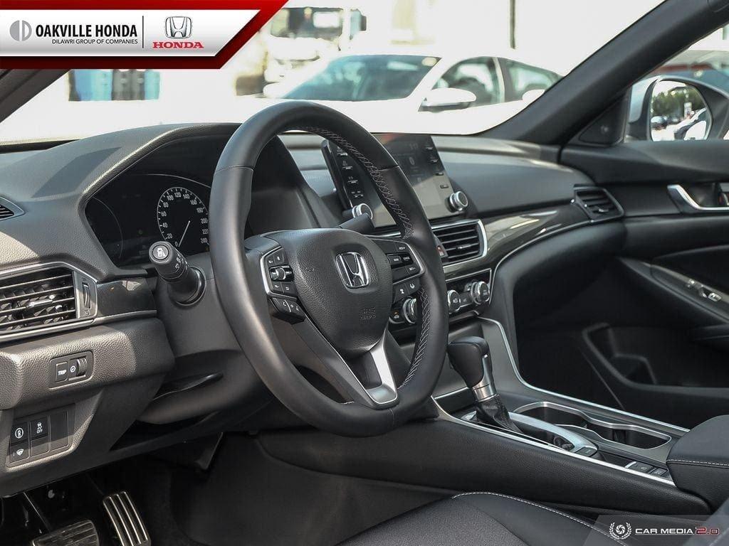 2018 Honda Accord Sedan 1.5T Sport-HS CVT in Oakville, Ontario - 13 - w1024h768px