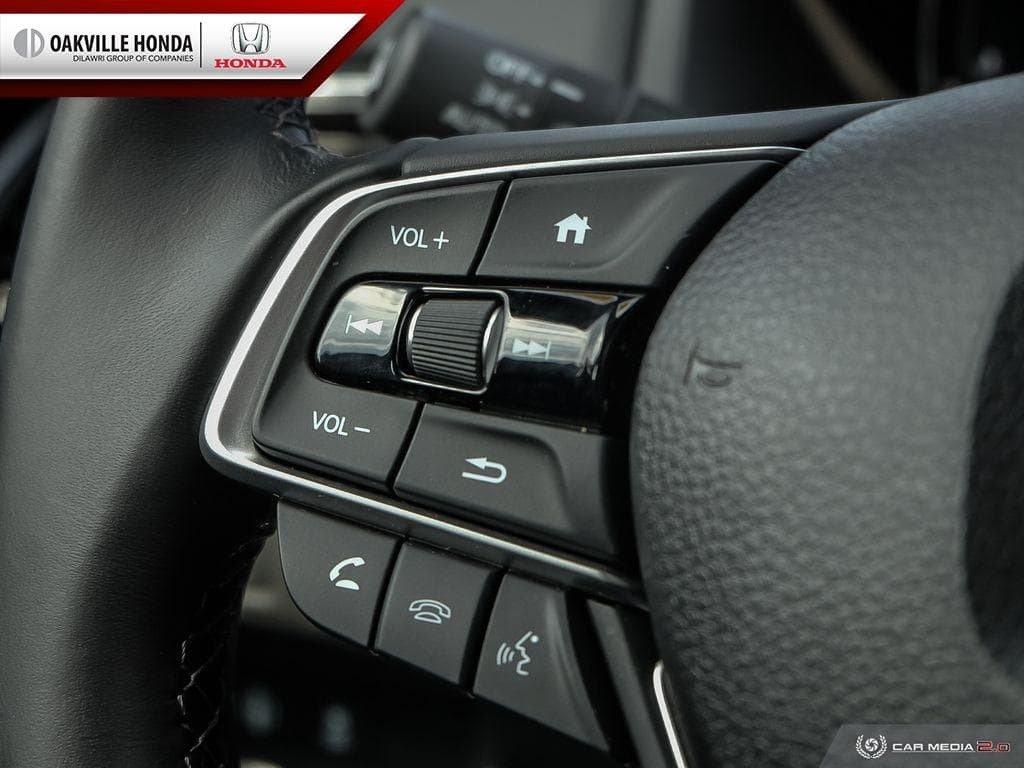 2018 Honda Accord Sedan 1.5T Sport-HS CVT in Oakville, Ontario - 18 - w1024h768px