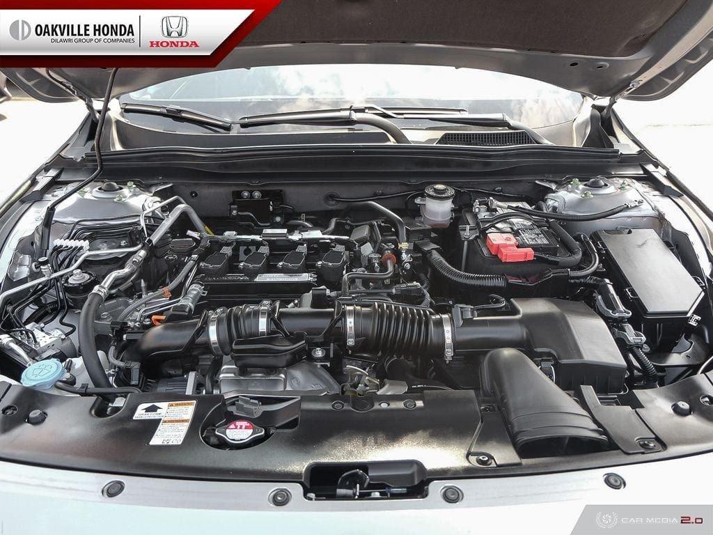 2018 Honda Accord Sedan 1.5T Sport-HS CVT in Oakville, Ontario - 8 - w1024h768px