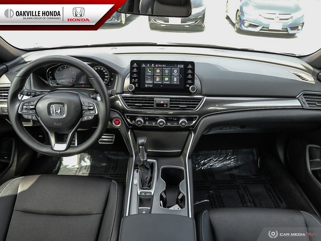 2018 Honda Accord Sedan 1.5T Sport-HS CVT in Oakville, Ontario - 26 - w1024h768px