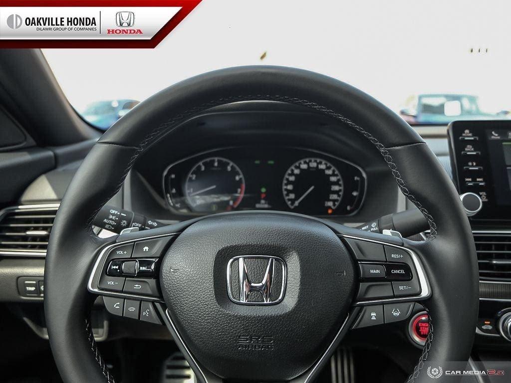 2018 Honda Accord Sedan 1.5T Sport-HS CVT in Oakville, Ontario - 14 - w1024h768px