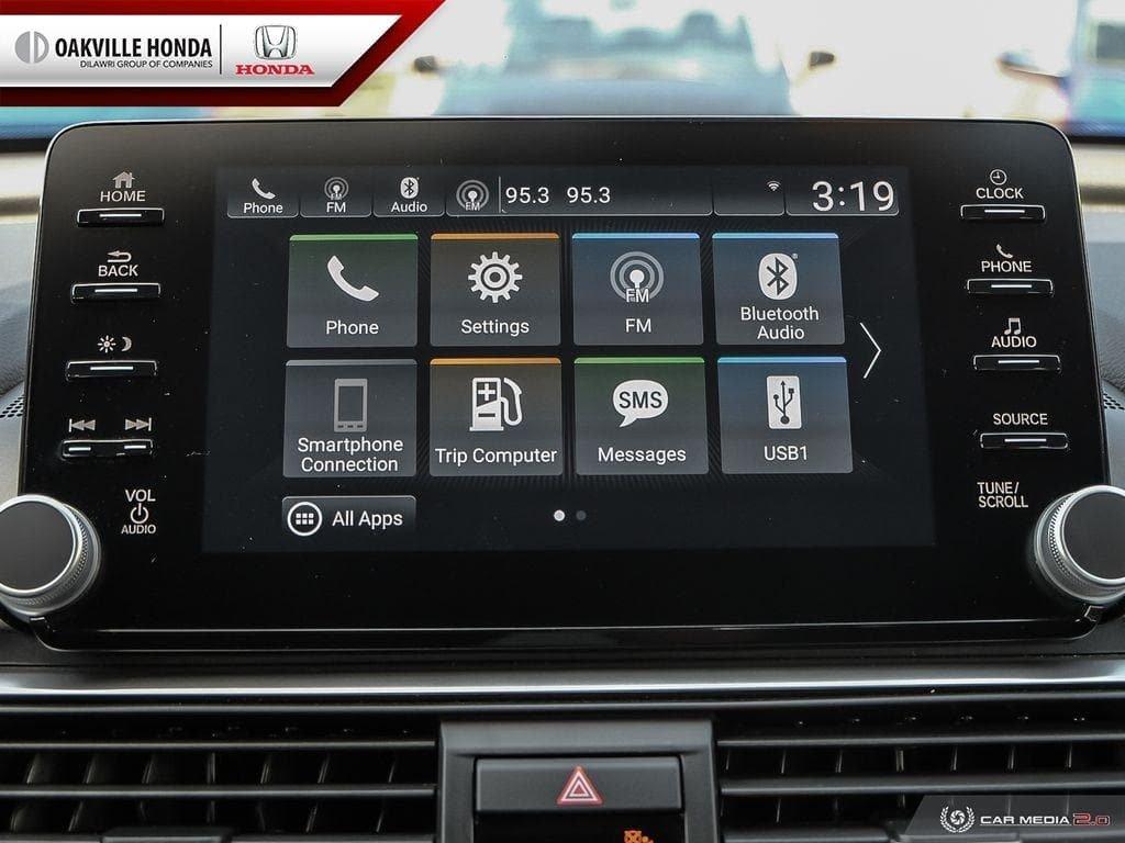2018 Honda Accord Sedan 1.5T Sport-HS CVT in Oakville, Ontario - 21 - w1024h768px