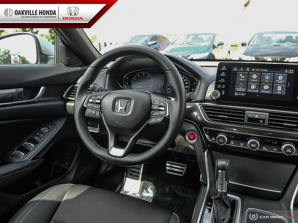2018 Honda Accord Sedan 1.5T Sport-HS CVT in Oakville, Ontario - 27 - w1024h768px