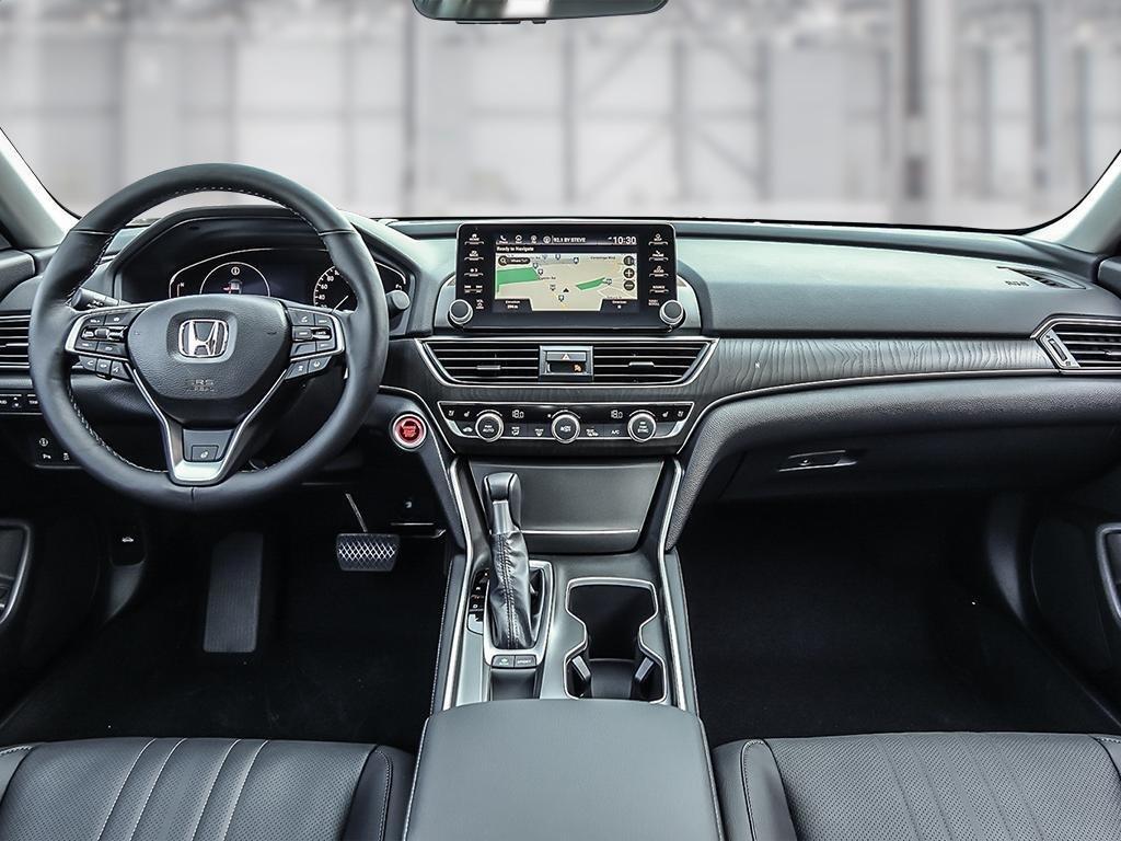2019 Honda Accord Sedan Touring CVT in Mississauga, Ontario - 22 - w1024h768px