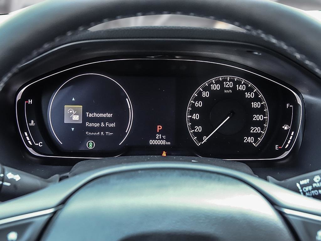 2019 Honda Accord Sedan Touring CVT in Mississauga, Ontario - 14 - w1024h768px