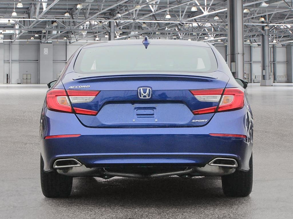 2019 Honda Accord Sedan Sport CVT in Mississauga, Ontario - 5 - w1024h768px