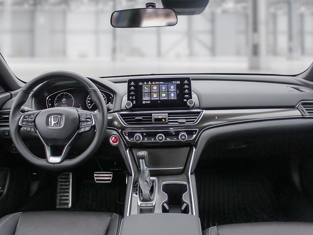 2019 Honda Accord Sedan Sport CVT in Mississauga, Ontario - 22 - w1024h768px