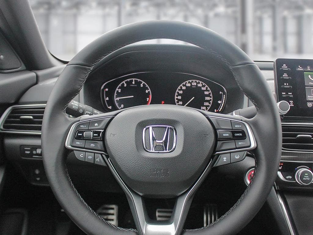 2019 Honda Accord Sedan Sport CVT in Mississauga, Ontario - 13 - w1024h768px