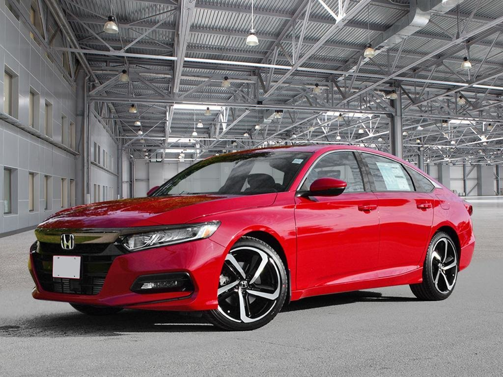2019 Honda Accord Sedan Sport CVT in Mississauga, Ontario - 1 - w1024h768px