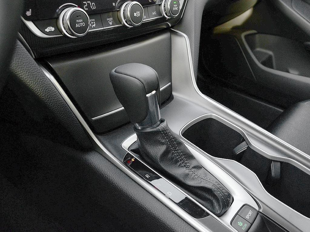2019 Honda Accord Sedan Sport CVT in Mississauga, Ontario - 17 - w1024h768px
