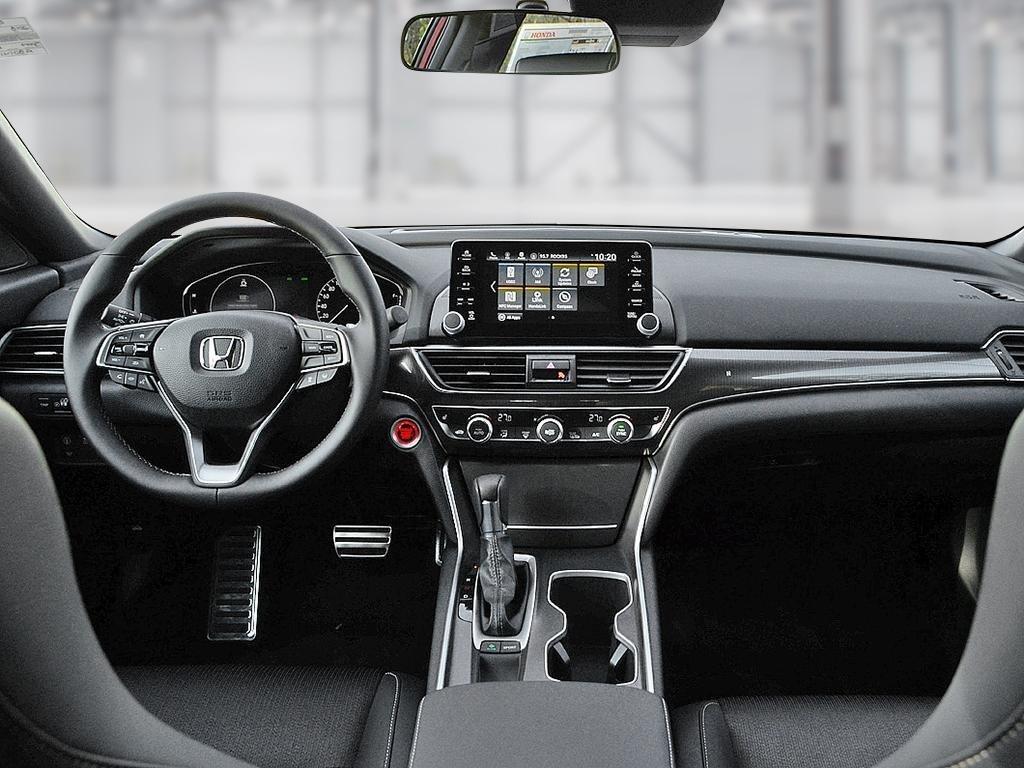 2019 Honda Accord Sedan Sport CVT in Mississauga, Ontario - 23 - w1024h768px