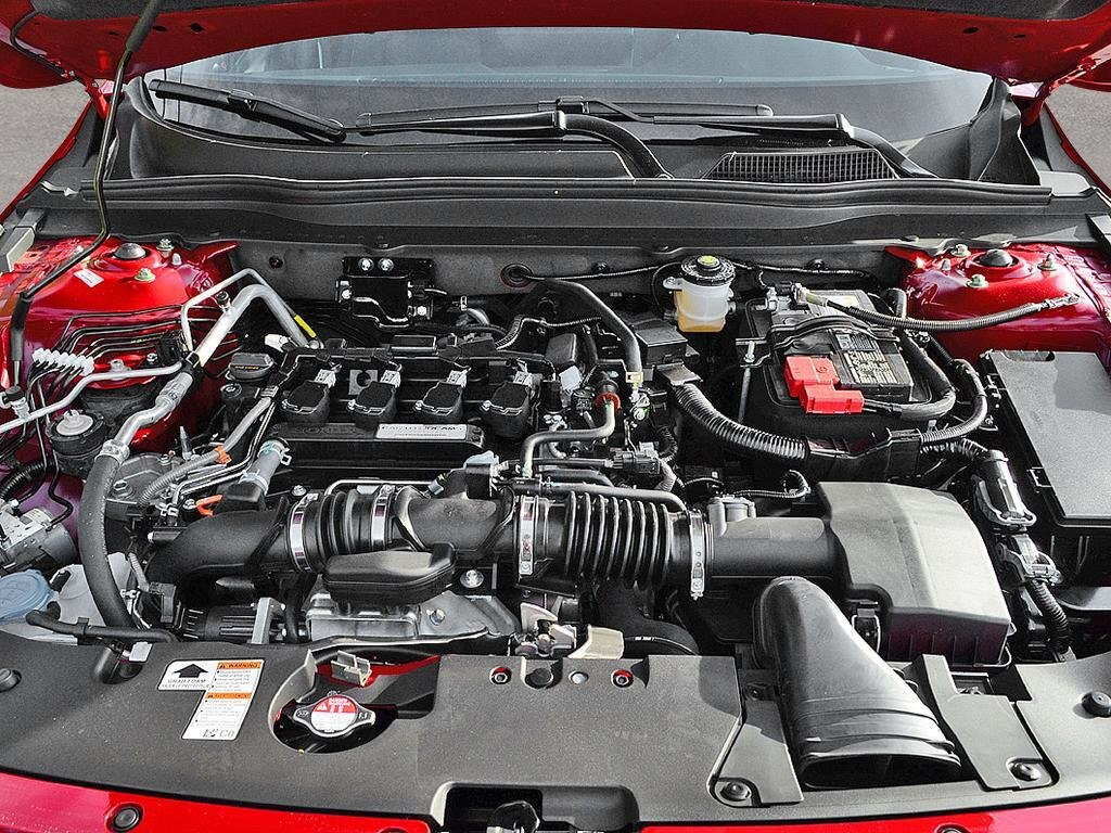 2019 Honda Accord Sedan Sport CVT in Mississauga, Ontario - 6 - w1024h768px