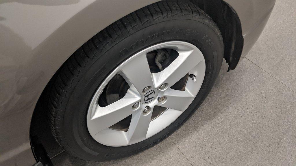 2008 Honda Civic Coupe EX-L 5sp in Regina, Saskatchewan - 17 - w1024h768px