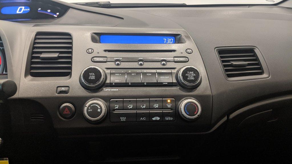 2008 Honda Civic Coupe EX-L 5sp in Regina, Saskatchewan - 8 - w1024h768px