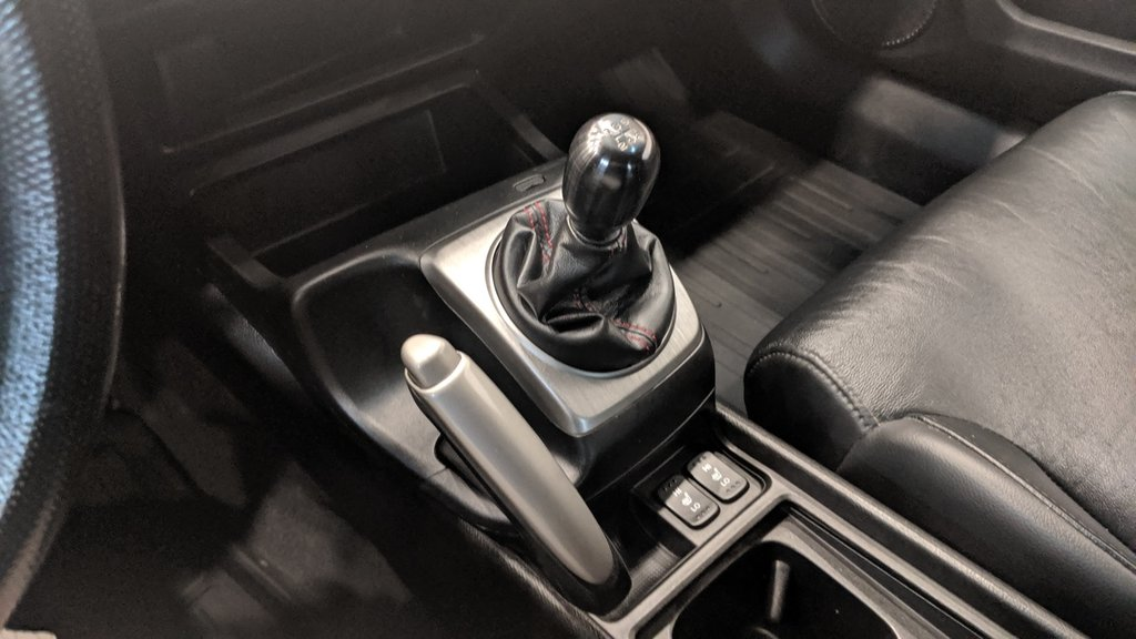 2008 Honda Civic Coupe EX-L 5sp in Regina, Saskatchewan - 3 - w1024h768px