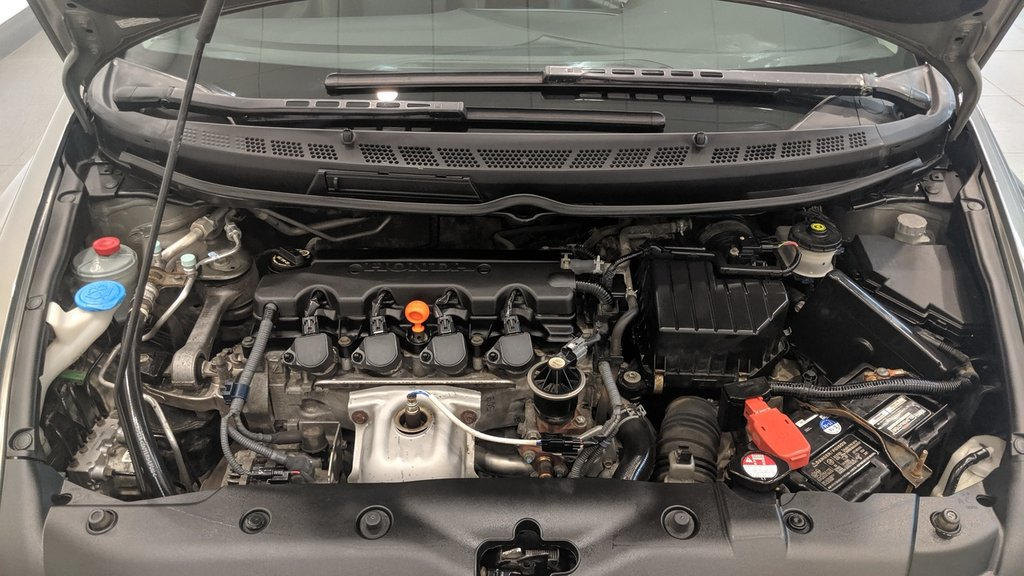 2008 Honda Civic Coupe EX-L 5sp in Regina, Saskatchewan - 18 - w1024h768px