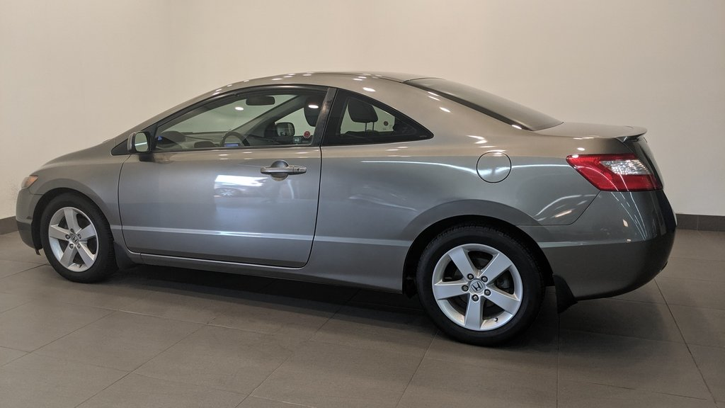 2008 Honda Civic Coupe EX-L 5sp in Regina, Saskatchewan - 20 - w1024h768px