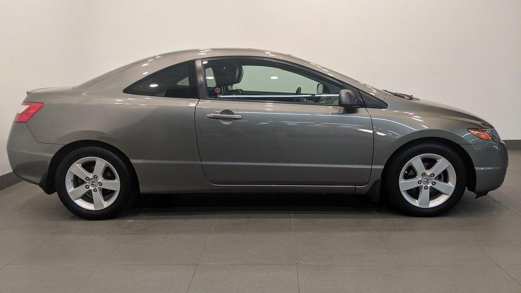 2008 Honda Civic Coupe EX-L 5sp in Regina, Saskatchewan - 22 - w1024h768px