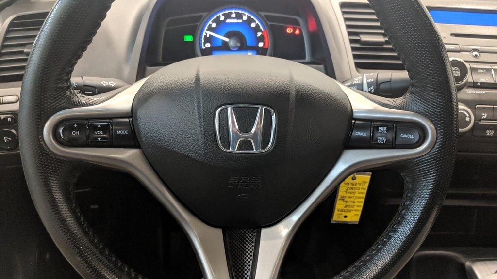 2008 Honda Civic Coupe EX-L 5sp in Regina, Saskatchewan - 5 - w1024h768px