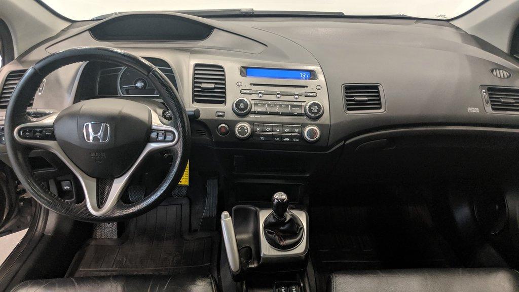 2008 Honda Civic Coupe EX-L 5sp in Regina, Saskatchewan - 13 - w1024h768px