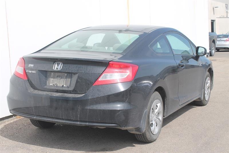 2013 Honda Civic Coupe LX 5AT in Regina, Saskatchewan - 2 - w1024h768px