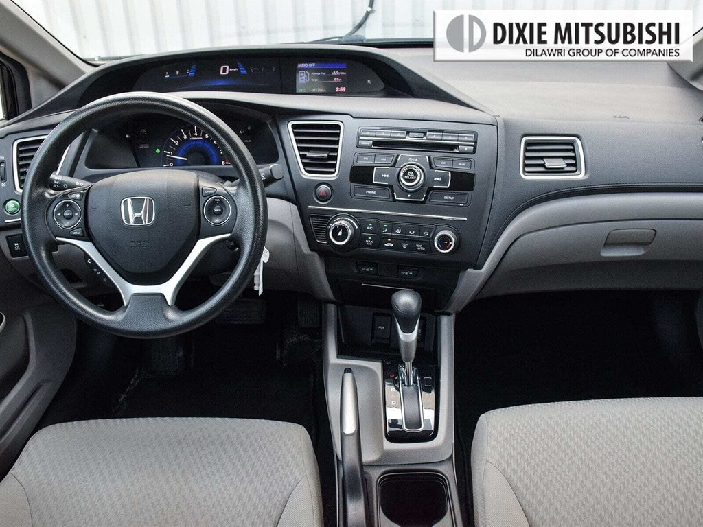 2014 Honda Civic Sedan LX CVT in Mississauga, Ontario - 11 - w1024h768px