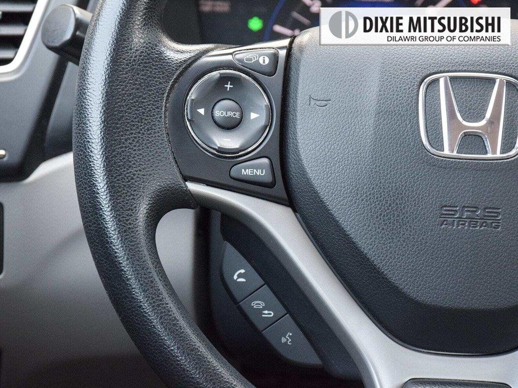 2014 Honda Civic Sedan LX CVT in Mississauga, Ontario - 13 - w1024h768px