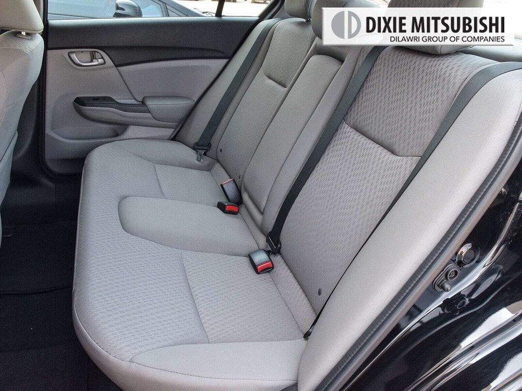 2014 Honda Civic Sedan LX CVT in Mississauga, Ontario - 20 - w1024h768px