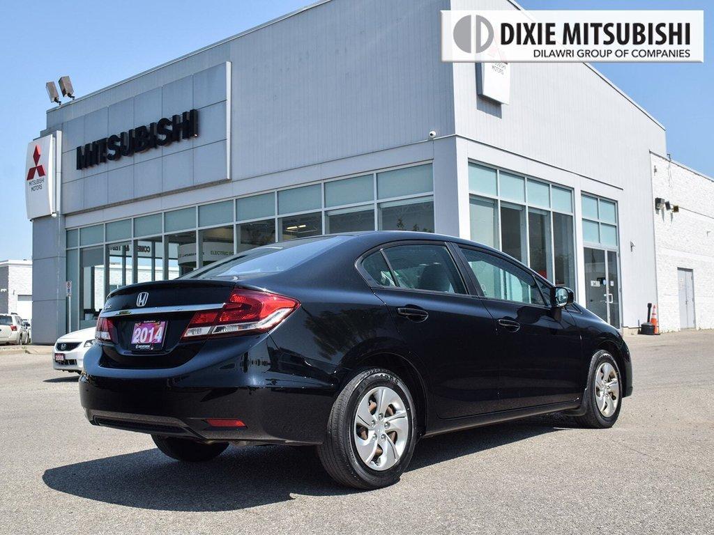 2014 Honda Civic Sedan LX CVT in Mississauga, Ontario - 6 - w1024h768px