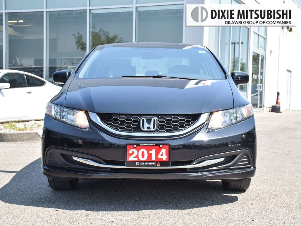 2014 Honda Civic Sedan LX CVT in Mississauga, Ontario - 3 - w1024h768px