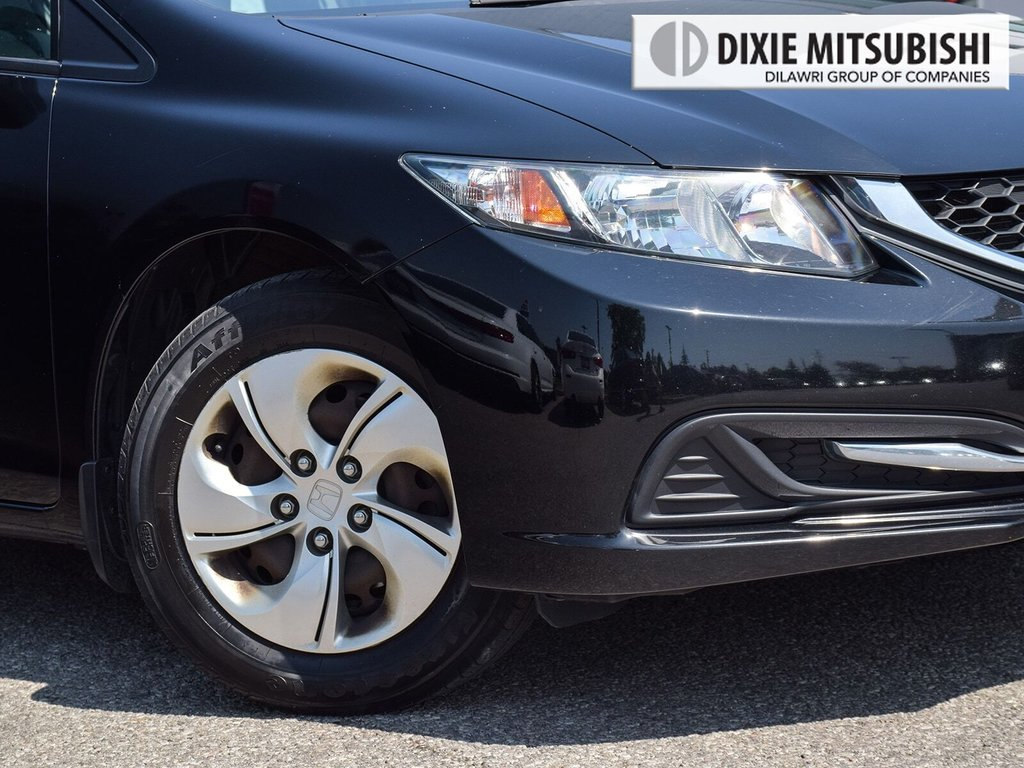 2014 Honda Civic Sedan LX CVT in Mississauga, Ontario - 7 - w1024h768px